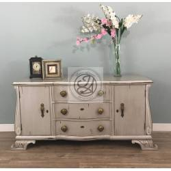 Exclusive grey sideboard vintage