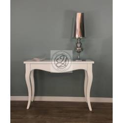 Wide Console Table Vintage